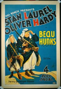 BEAU HUNKS 1sheet