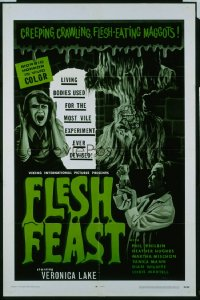 FLESH FEAST 1sheet