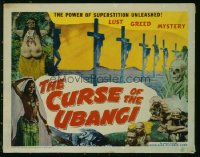 CURSE OF THE UBANGI TC LC