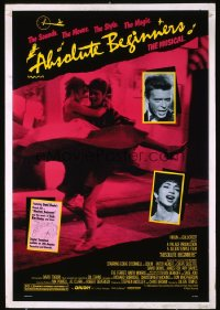 ABSOLUTE BEGINNERS 1sheet