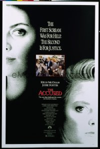 ACCUSED ('88) 1sheet