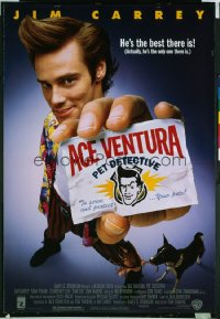 ACE VENTURA PET DETECTIVE 1sheet