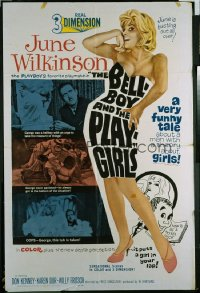 BELLBOY & THE PLAYGIRLS 1sheet