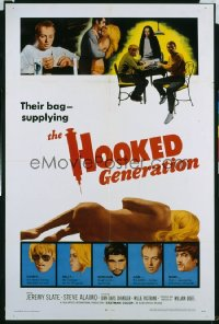 HOOKED GENERATION 1sheet