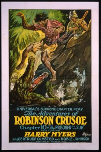 ADVENTURES OF ROBINSON CRUSOE ('22) CH10 1sheet