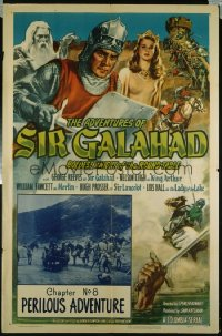 ADVENTURES OF SIR GALAHAD CH8 1sheet