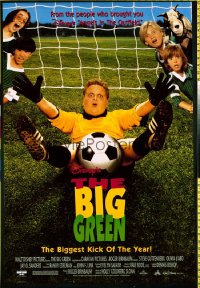 317 BIG GREEN 1sheet 1995