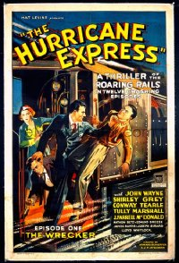HURRICANE EXPRESS CH1 1sheet
