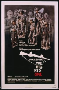 BIG RED ONE 1sheet