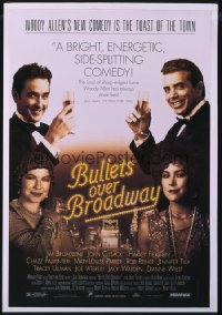 BULLETS OVER BROADWAY 1sheet