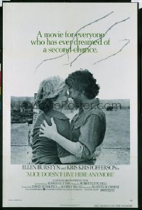 ALICE DOESN'T LIVE HERE ANYMORE 1sheet