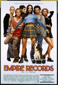 EMPIRE RECORDS 1sheet