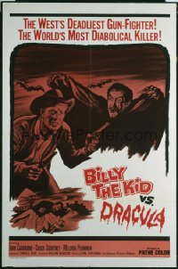 BILLY THE KID VS. DRACULA 1sheet