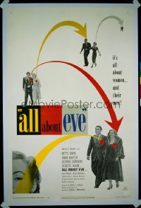 ALL ABOUT EVE 1sheet