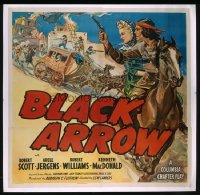 BLACK ARROW ('44) 6sh