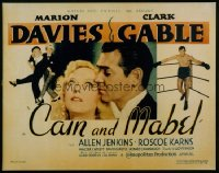 134 CAIN & MABEL LC TC 1936