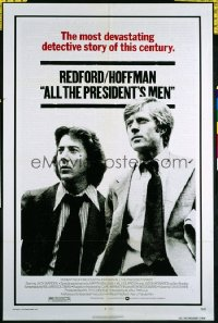 ALL THE PRESIDENT'S MEN 1sheet
