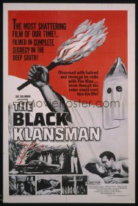 BLACK KLANSMAN 1sheet