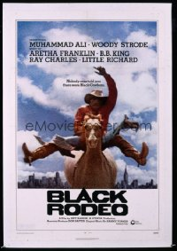 303 BLACK RODEO 1sheet 1972