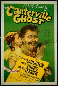 CANTERVILLE GHOST 1sheet