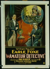 AMATEUR DETECTIVE ('25) 1sheet