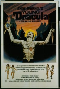 ANDY WARHOL'S DRACULA 1sheet