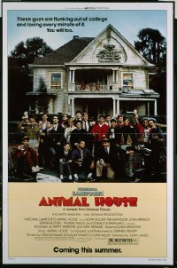 ANIMAL HOUSE 1sheet