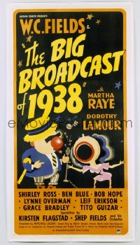 BIG BROADCAST OF 1938 3sh