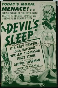 DEVIL'S SLEEP 1sheet