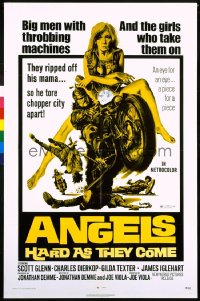 ANGELS HARD AS THEY COME 1sheet