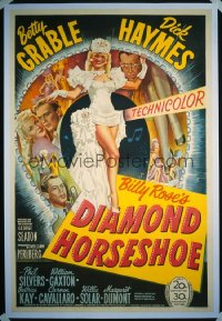 DIAMOND HORSESHOE 1sheet