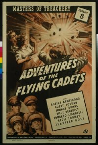 ADVENTURES OF THE FLYING CADETS CH8 1sheet