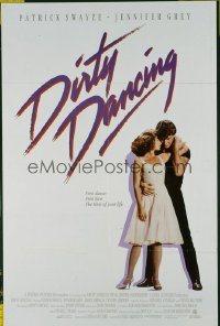 DIRTY DANCING R97 1sh, 1997 reissue