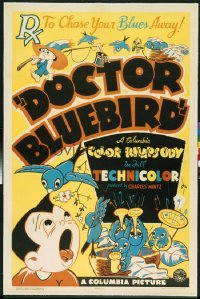 DOCTOR BLUEBIRD 1sheet