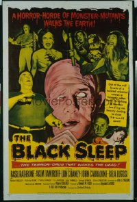 BLACK SLEEP 1sheet