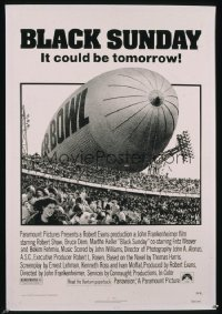 205 BLACK SUNDAY ('77) 1sheet 1977