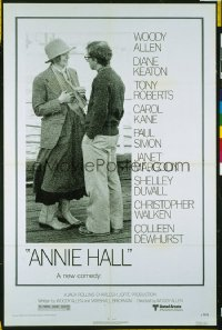 ANNIE HALL 1sheet