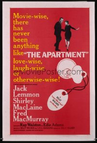 APARTMENT ('60) 1sheet