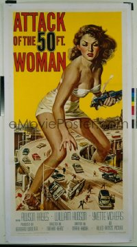 ATTACK OF THE 50 FT WOMAN ('58) 3sh