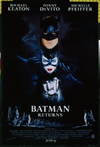 BATMAN RETURNS 1sheet