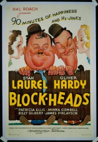 BLOCK-HEADS 1sheet