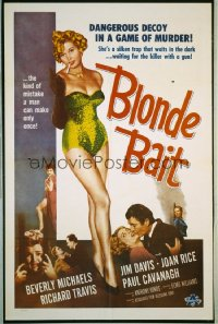 BLONDE BAIT 1sheet
