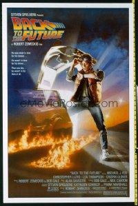 BACK TO THE FUTURE 1sheet