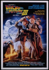 BACK TO THE FUTURE III 1sheet