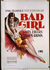 BAD GIRL 1sheet