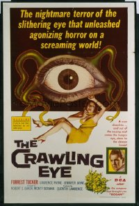 CRAWLING EYE 1sheet