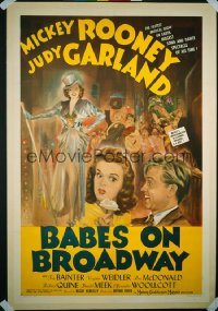 BABES ON BROADWAY 1sheet