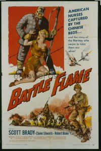BATTLE FLAME 1sheet