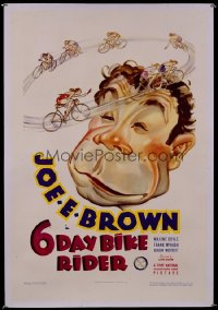 106 6 DAY BIKE RIDER 1sheet 1934