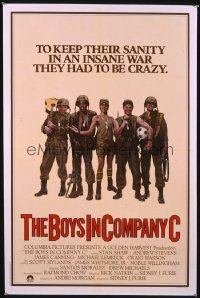 BOYS IN COMPANY C 1sheet